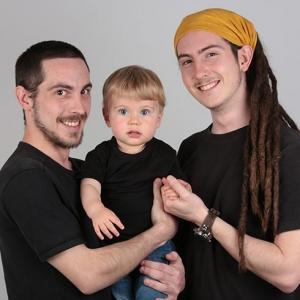 Séance photo en famille à Toulouse