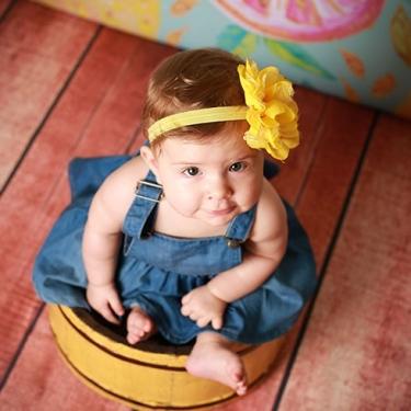 Séance photo bébé à Revel