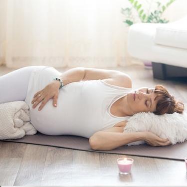 Sophrologie et méditation femme enceinte à Toulouse