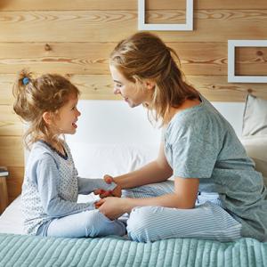 1 massage pour Maman (avec garde de Bébé)