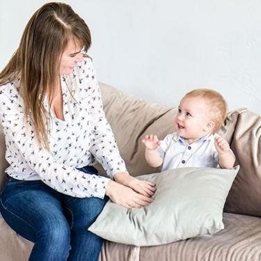 Atelier pour apprendre la langue des signes bébé