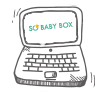 Les parents se connectent sur www.sobabybox.com